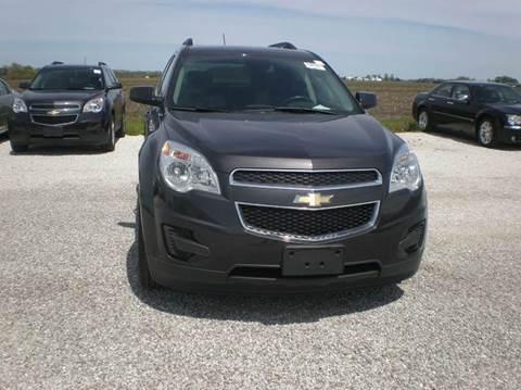 2015 Chevrolet Equinox for sale in Auburn, IL