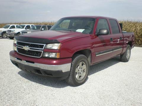 2006 Chevrolet Silverado 1500 for sale in Auburn, IL