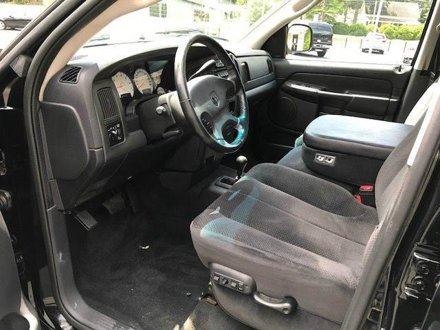 2003 Dodge Ram Pickup 1500 4dr Quad Cab SLT 4WD LB - Vineland NJ