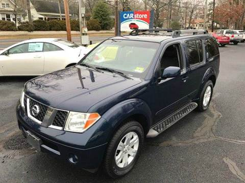 2006 Nissan Pathfinder for sale in Vineland, NJ