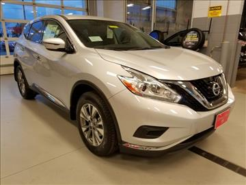 2017 Nissan Murano for sale in Stevens Point, WI