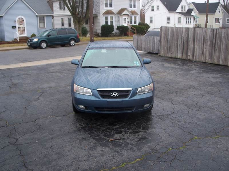2006 hyundai sonata gls v6 4dr sedan in dundalk md