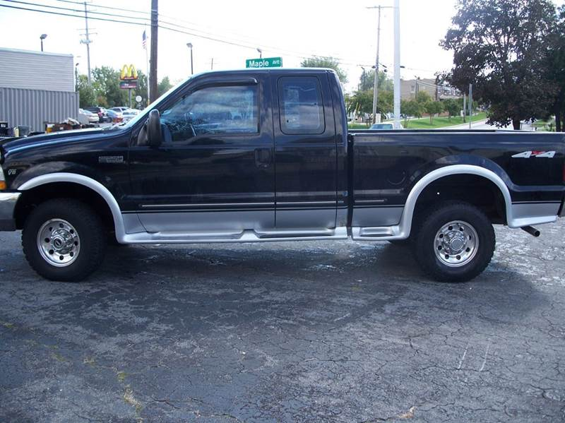1999 ford f 250 super duty 4dr xlt 4wd extended cab sb in. Black Bedroom Furniture Sets. Home Design Ideas
