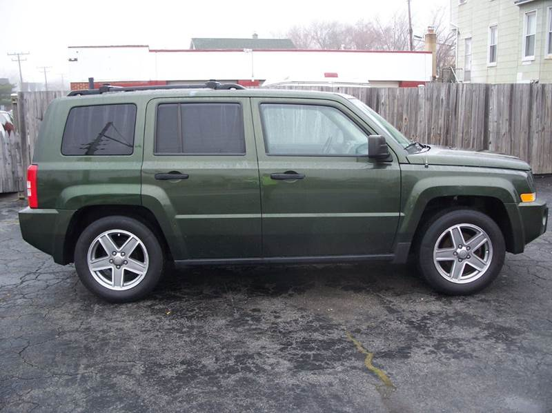 2007 jeep patriot 4x4 sport 4dr suv in dundalk md. Black Bedroom Furniture Sets. Home Design Ideas