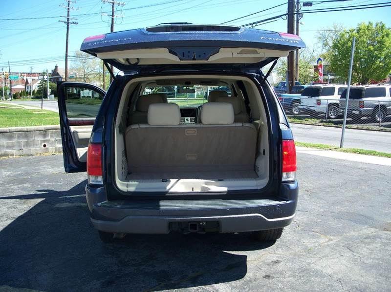 2003 lincoln aviator premium awd 4dr suv in dundalk md