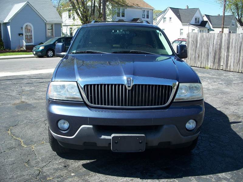 2003 lincoln aviator premium awd 4dr suv in dundalk md. Black Bedroom Furniture Sets. Home Design Ideas