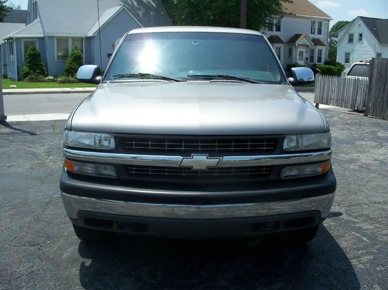 2001 Chevrolet Silverado 1500 Ls 4dr Extended Cab 4wd Lb Autos Post