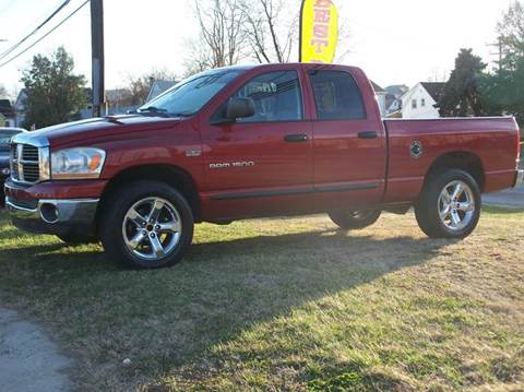 2006 Dodge Ram Pickup 1500 for sale in Dundalk, MD