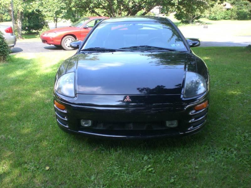 2001 Mitsubishi Eclipse gt 2001 Mitsubishi Eclipse gt 2dr