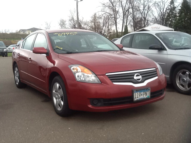 2008 nissan altima for sale in minnesota. Black Bedroom Furniture Sets. Home Design Ideas