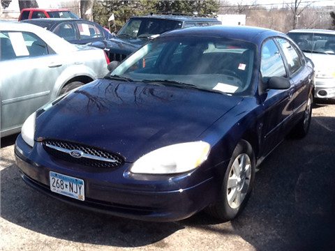 2000 Ford Taurus for sale in Maplewood, MN