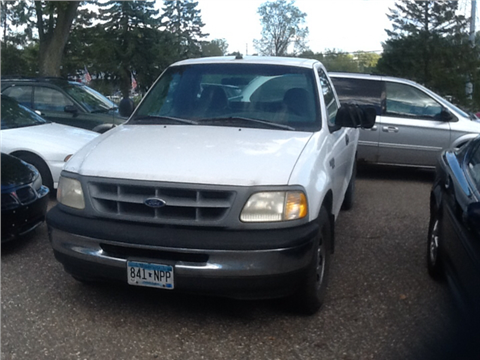 1998 Ford F-250 for sale in Maplewood, MN
