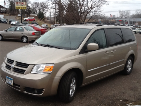 2008 Dodge Grand Caravan for sale in Maplewood, MN