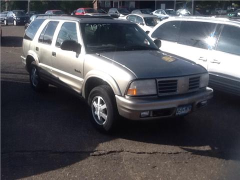 2000 Oldsmobile Bravada for sale in Maplewood, MN