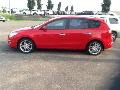 2011 Hyundai Elantra Touring for sale in Maplewood, MN