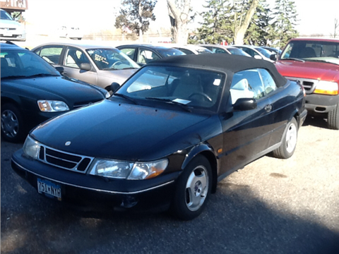 1997 Saab 900 for sale in Maplewood, MN