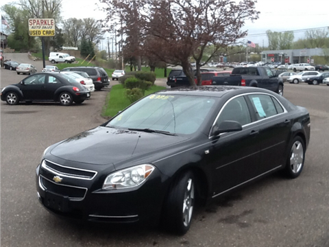 2008 Chevrolet Malibu for sale in Maplewood, MN