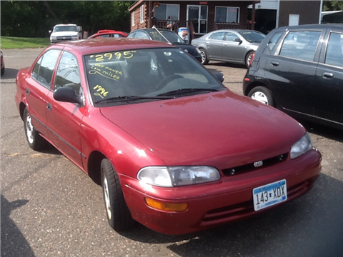 1996 GEO Prizm for sale in Maplewood, MN