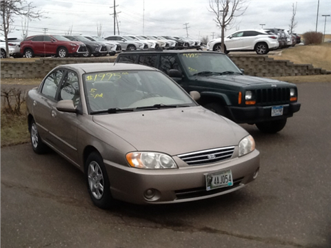 2003 Kia Spectra for sale in Maplewood, MN