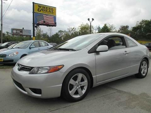 2007 Honda Civic for sale in Cincinnati, OH