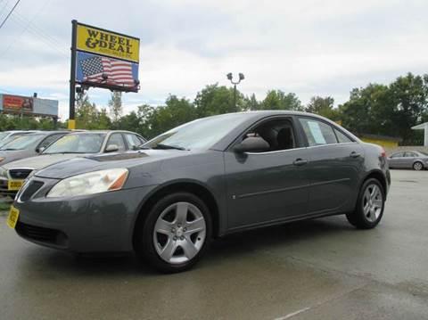 2007 Pontiac G6 for sale in Cincinnati, OH