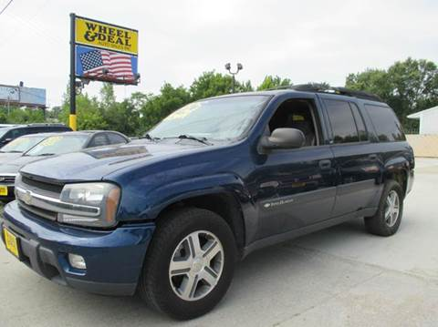 2004 Chevrolet TrailBlazer EXT for sale in Cincinnati, OH