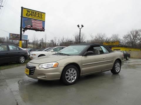 2004 Chrysler Sebring for sale in Cincinnati, OH