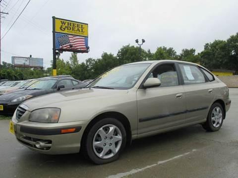 2005 Hyundai Elantra for sale in Cincinnati, OH