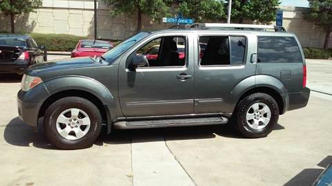 2006 Nissan Pathfinder for sale in Richardson, TX
