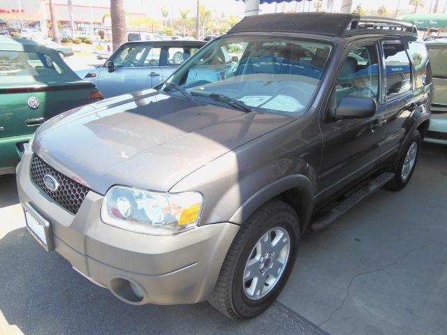 2005 Ford Escape 4X4