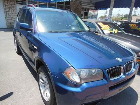 2006 BMW X3