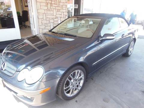 2009 Mercedes-Benz CLK for sale in San Clemente, CA