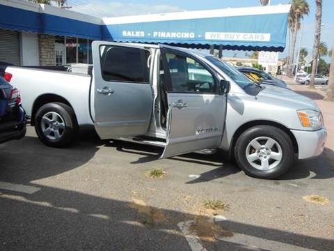 2005 Nissan Titan for sale in San Clemente, CA
