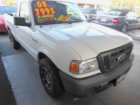 2008 Ford Ranger for sale in San Clemente, CA