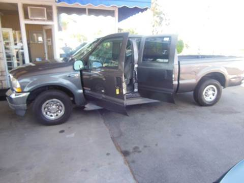 2003 Ford F-250 Super Duty for sale in San Clemente, CA
