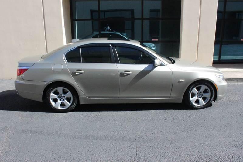 2008 BMW 5 Series 535i 4dr Sedan Luxury - Aiea HI