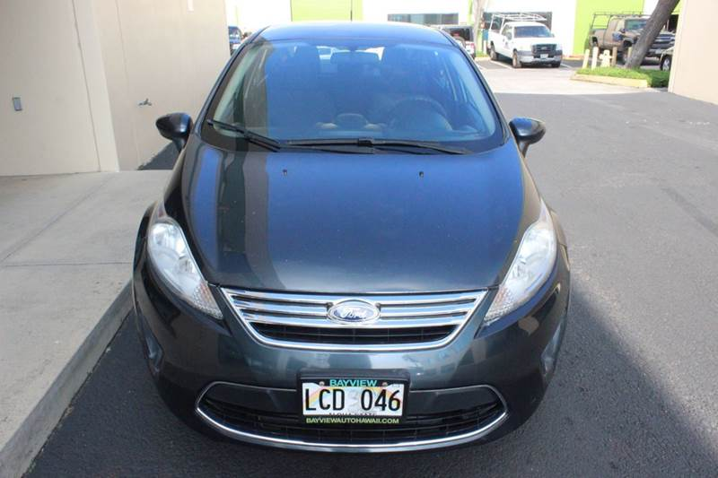 2011 Ford Fiesta SE 4dr Sedan - Aiea HI