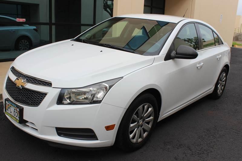2012 chevrolet cruze ls 4dr sedan in waipahu hi bayview auto sales. Black Bedroom Furniture Sets. Home Design Ideas
