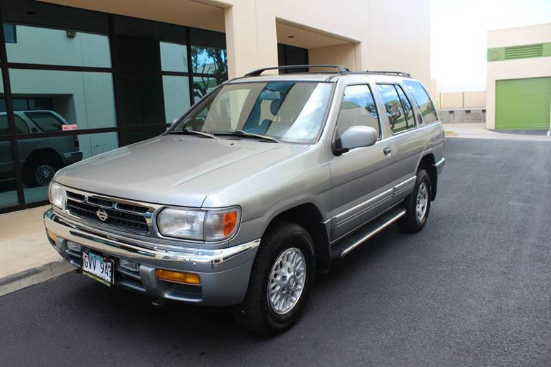1998 nissan pathfinder le 4dr suv in waipahu hi bayview. Black Bedroom Furniture Sets. Home Design Ideas
