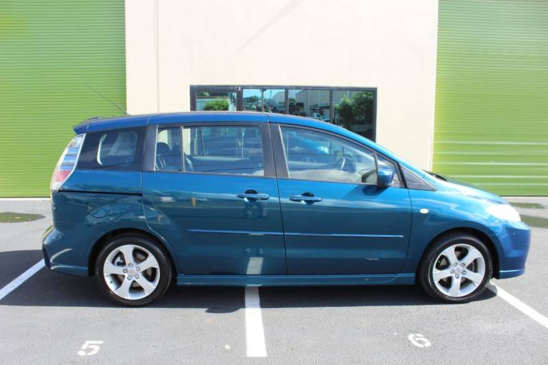 2006 mazda mazda5 touring 4dr mini van in waipahu hi. Black Bedroom Furniture Sets. Home Design Ideas