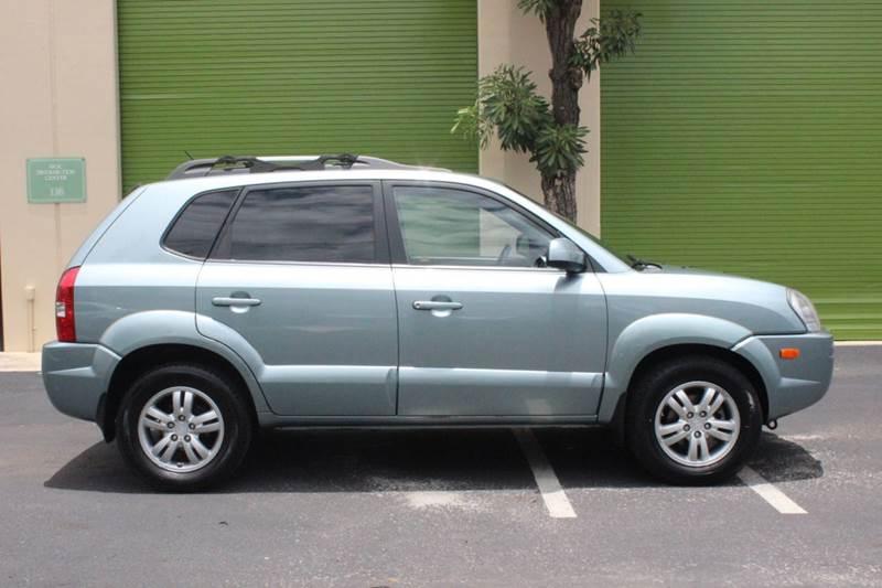 2007 Hyundai Tucson Limited 4dr SUV - Aiea HI