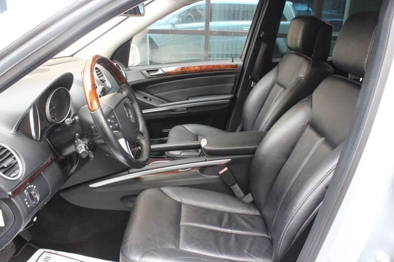 2008 Mercedes-Benz GL-Class AWD GL 450 4MATIC 4dr SUV - Aiea HI