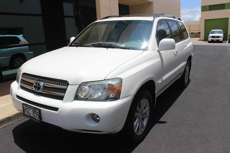 2006 toyota highlander hybrid base 4dr suv in waipahu hi bayview auto sales. Black Bedroom Furniture Sets. Home Design Ideas
