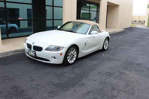 2005 bmw z4 for sale. Black Bedroom Furniture Sets. Home Design Ideas