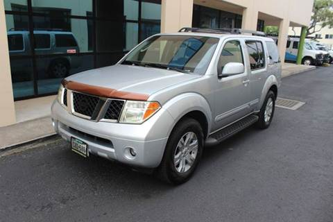 2006 Nissan Pathfinder for sale in Hawaii, HI