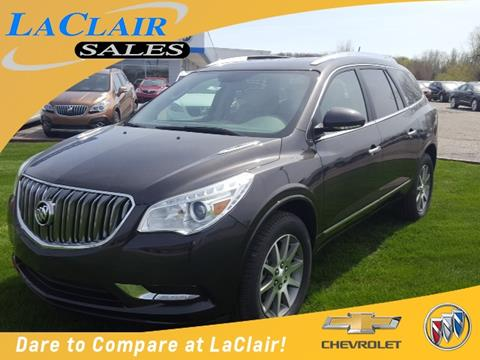 2017 Buick Enclave for sale in Chesaning MI