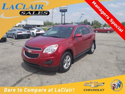 2013 Chevrolet Equinox for sale in Chesaning MI