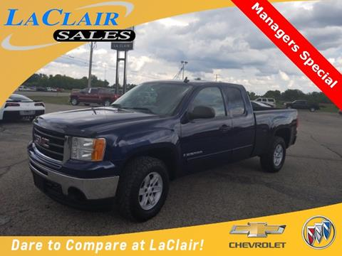 2009 GMC Sierra 1500 for sale in Chesaning, MI