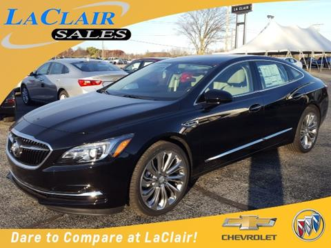 2017 Buick LaCrosse for sale in Chesaning, MI