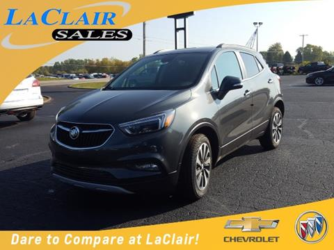 2017 Buick Encore for sale in Chesaning, MI
